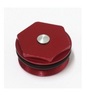 Hydraulic cap for RockShox