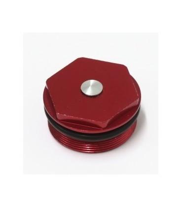 Hydraulic cap for RockShox