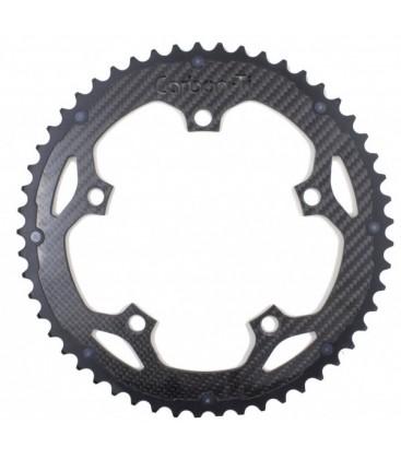 Carbon-Ti X-Ring Al/Ca (PCD130 5 arms)