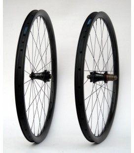 Roues Extralite CarboTense 27+