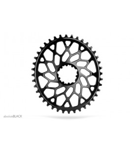 Plateau Absolute Black CX1 Oval (Sram)