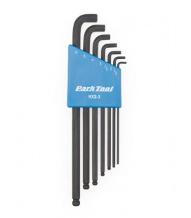 Park Tool hex wrench set (x7)