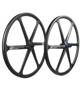Bike-Ahead-Composites ac-ONE 650B wheels