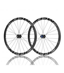 MCFK 35mm Disc wheels (Carbon UD)