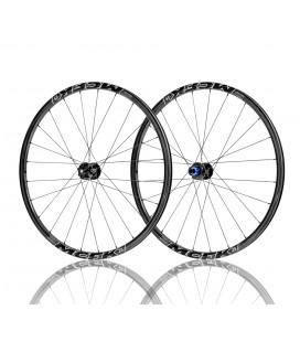 MCFK 25mm Disc wheels (Carbon UD)