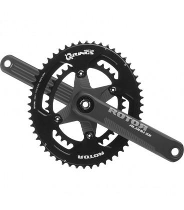Rotor Aldhu crankset (Oval - 30mm)