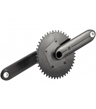3T Torno LTD 1X crankset (without chainring)