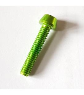 Vis vert acide M4x20