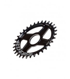 Rotor QX1 directmount chainring (oval)