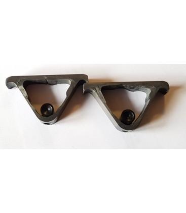 Darimo carbon seatpost yokes (x2)