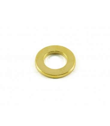 M8 gold washer