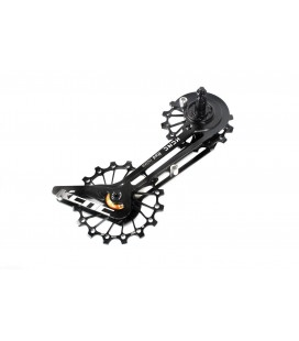 KCNC jockey wheel system (Sram road 11s)
