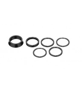 Rotor spacers kit (KAPIC crankset)