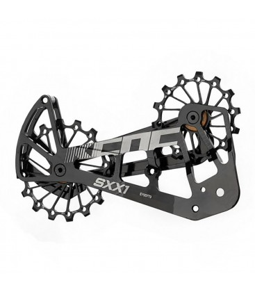 KCNC jockey wheel system (Sram Eagle 12s)