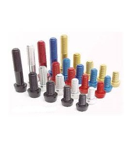 Set of x10 Tiso bolts