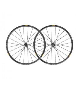 "Mavic 29"" Pro Carbon Boost wheelset"