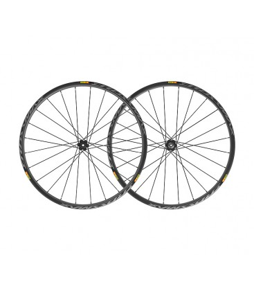 "Mavic 29"" Pro Carbon Boost wheelset"