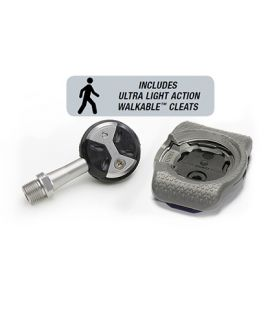 Speedplay Ultra Light Action Chromo pedals (Walkable)