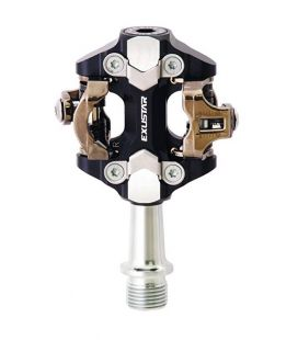 Exustar E-PM222 Titanium pedals