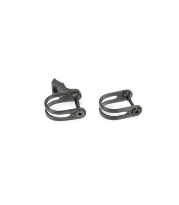 Hopp Carbon SL clamps + Sram matchmaker (Trickstuff Piccola/Direttissima)