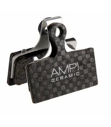 AMP carbon brake pads (XT/XTR/SLX)