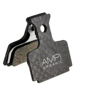 AMP carbon brake pads (Formula)