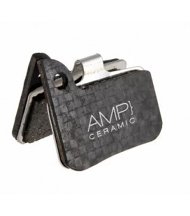 AMP carbon brake pads (Sram)