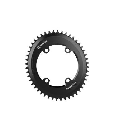 Rotor Aero Oval chainring Rotor/Shimano (for AXS 12v)