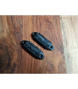 Pair of carbon tank covers for Sram Levelbrakes