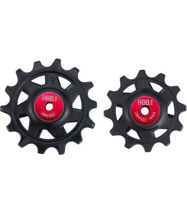 BBB RollerBoys ceramic pulley wheels (12/14t narrow/wide)