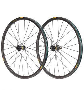 "Mavic Crossmax Pro Carbon 27.5"" Boost wheels"