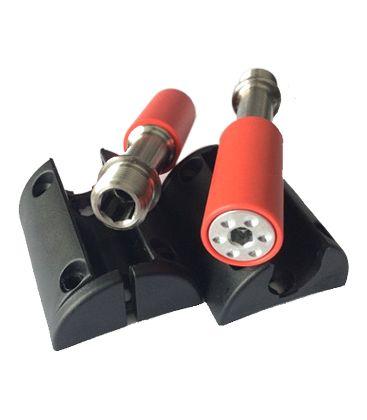 Aerolite Road Titanium pedals