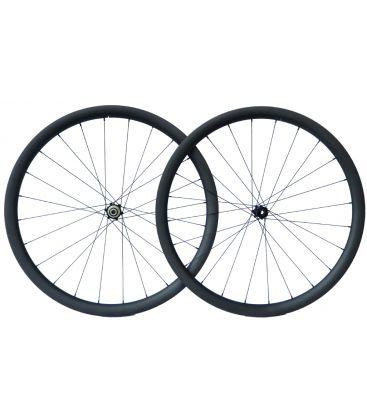 LYTI WR36 Disc carbon wheelset