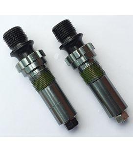 Axles/bearings kit for Exustar E-PR200BK pedals