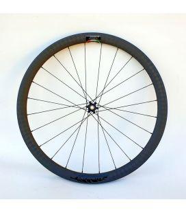 Extralite CyberDisc 338C wheels (clincher) Ceramic
