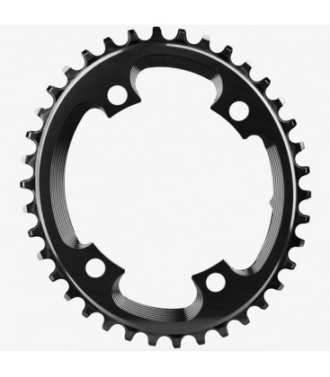 Plateau Absolute Black Oval (Shimano 4 branches)