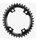 Absolute Black CX Oval chainring (Shimano 4 arms)